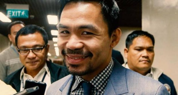 Pacquiao president