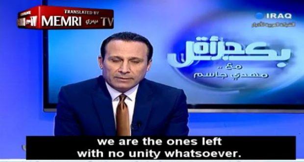 Iraqi TV anchor reads eye-opening poem questioning Arab culture