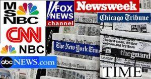 news media poll