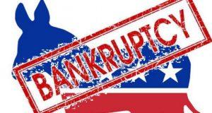 democrat bankrupt
