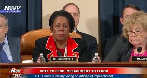 Judiciary impeachment