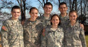 military faith