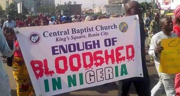 nigerian christians