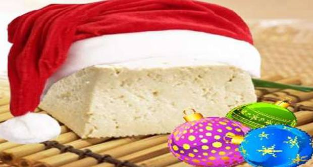 christmas tofu