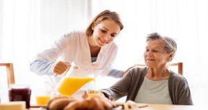 caregiver career