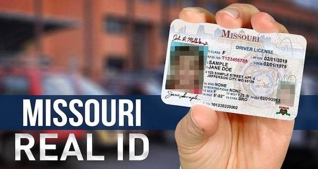 real id missouri