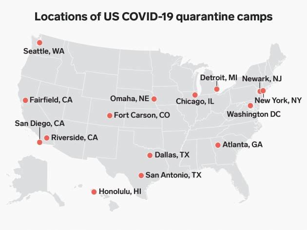 military quarantine