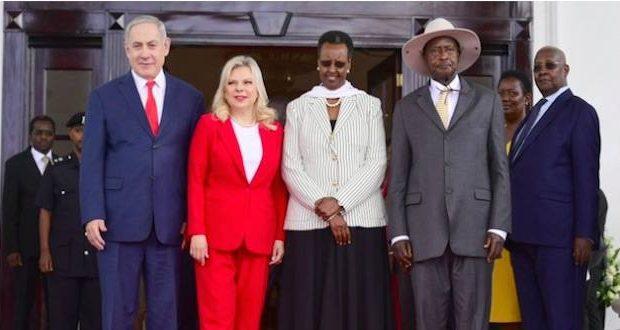 uganda jerusalem