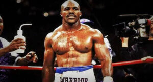 Evander Holyfield faith