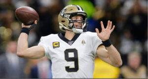 Drew Brees return