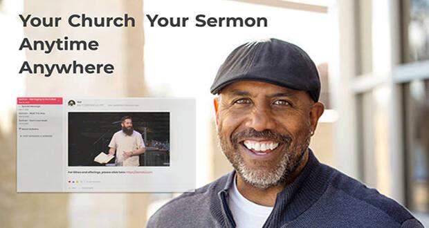 digital app for churches