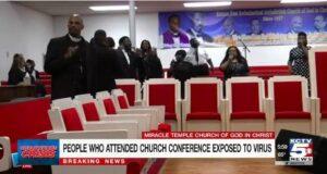 church conference covid-19