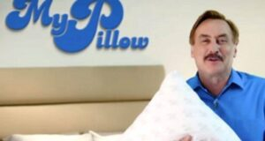 lindell my pillow