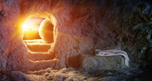 Easter tomb