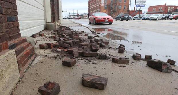 Kansas earthquake