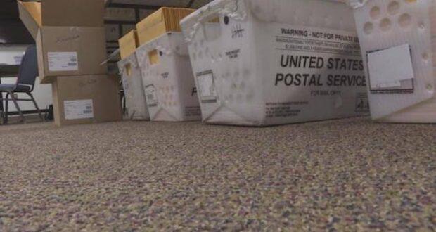 main-in ballots