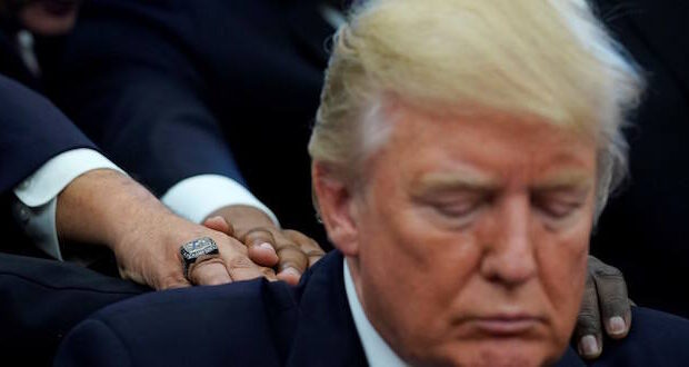 anointed trump