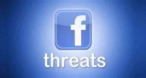 facebook threats
