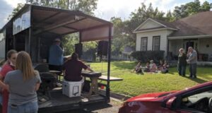 barbecue baptist