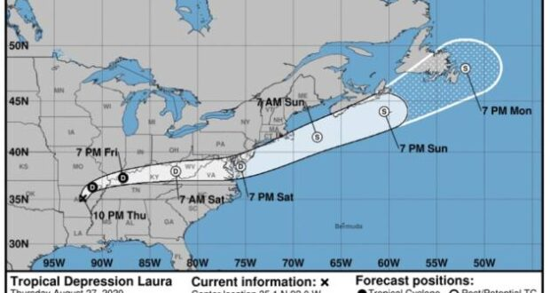 laura hurricane
