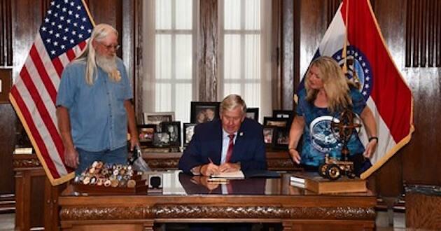 Missouri laws