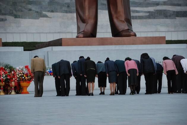 North korea disaster