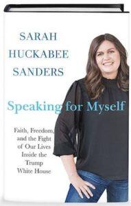 huckabee sanders
