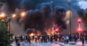 sweden violence