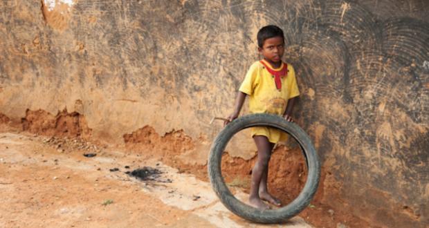 children poverty