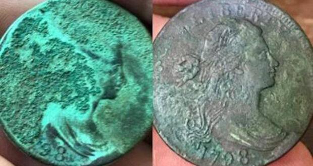 church coin