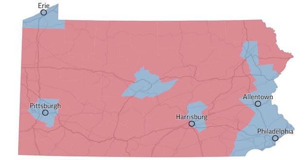 pennsylvania ballots