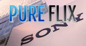 pure flix sony