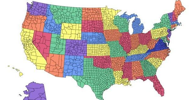 counties voters