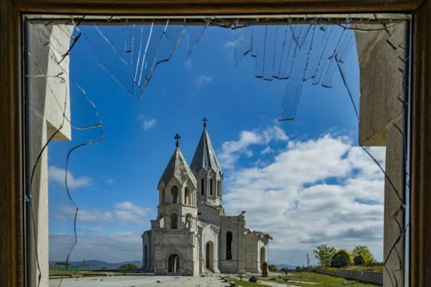 armenia churches
