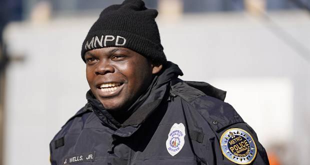 Nashville police officer