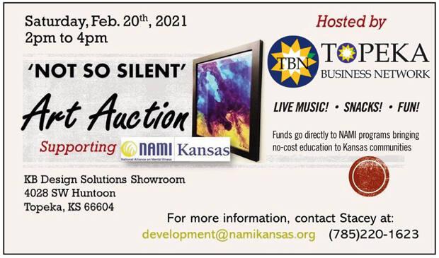 NAMI art Auction
