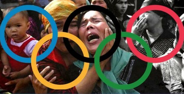 china olympics genocide
