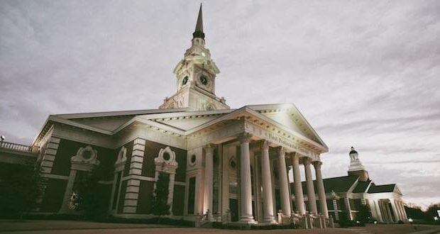 arkansas churches