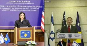 kosovo israel