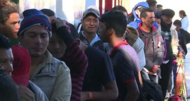migrants covid