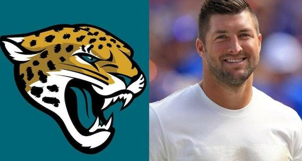 tebow jaguars