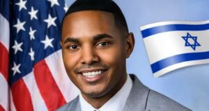 Democrat Rep. Ritchie Torres of New York