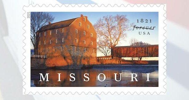 missouri stamp