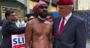 homeless mayoral
