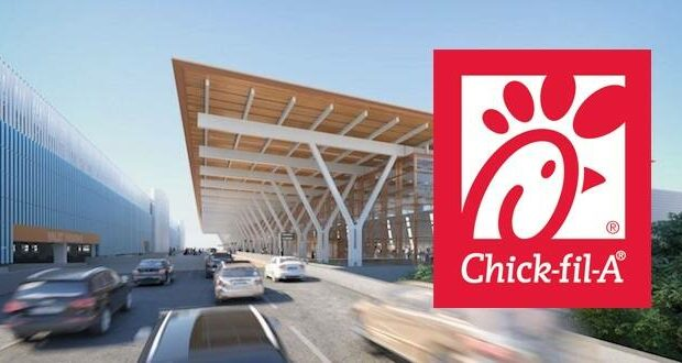 chick fil a airport