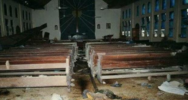 liberian church