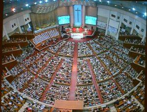 pastor church