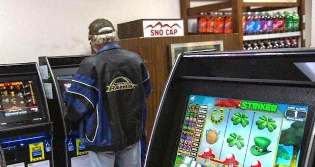 illegal gaming